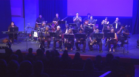 Chop Suey Jazz Orchestra at Iao