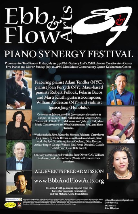 Ebb and Flow Piano Synergy 2016